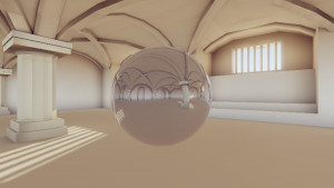 Static Environment Reflections With Cubemaps