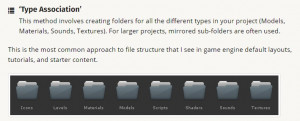 Let's Talk About File Structure